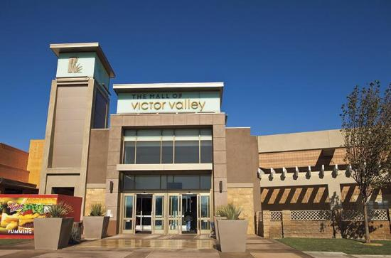 Victorville, Kalifornien: The Mall of Victor Valley