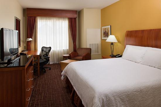 Hilton Garden Inn DFW Airport South: Standard King Room