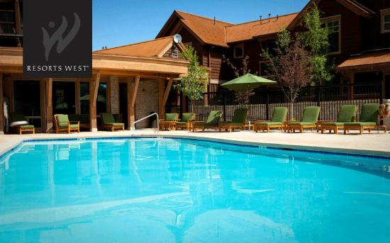 Silver Star at Park City: Poolside drinks, anyone?
