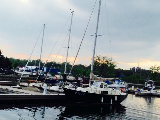 The Boathouse Seafood Restaurant: The Marina