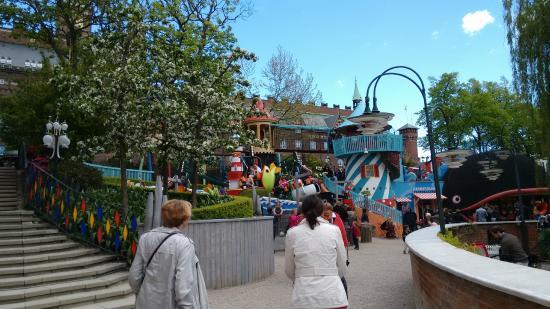 Tivoli - Picture of Tivoli Gardens, Copenhagen - TripAdvisor