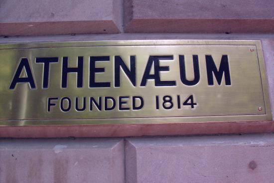 Athenaeum of Philadelphia: Architecture history