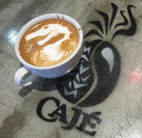 great coffee house try the housemade chai caje isla