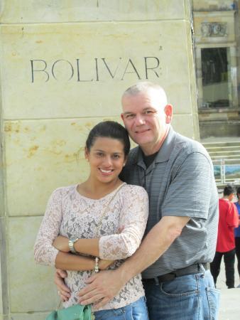 La Candelaria: Vanessa Ortegon my Future wife