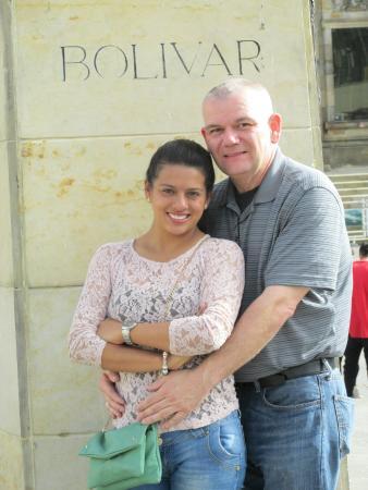 La Candelaria: Lizeth Vanessa Oregon Vergel my future wife