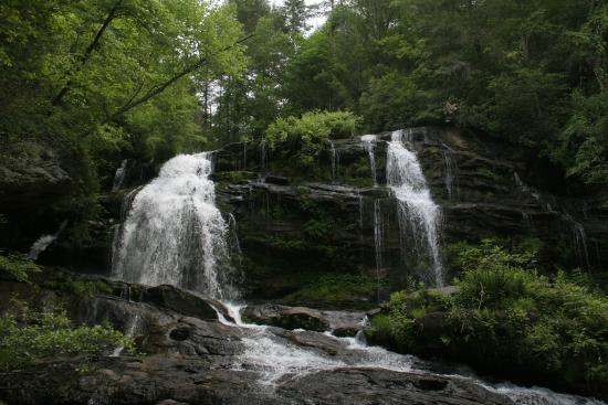 Chattahoochee National Forest: Waterfall