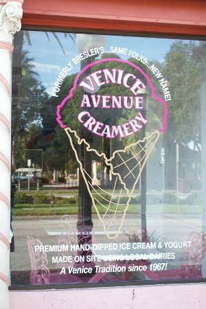 Venice Avenue Creamery