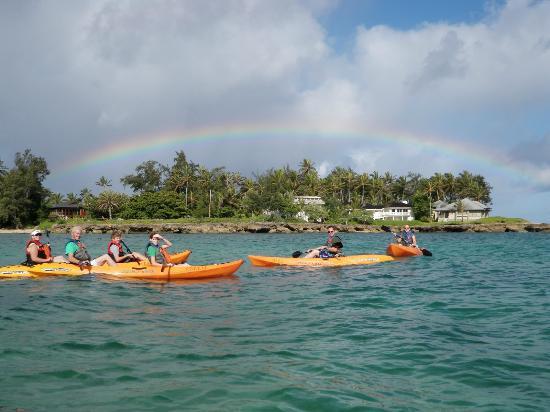 Shaka Kayaks: Rainbows