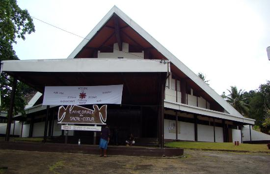 Cathedral of Port Vila