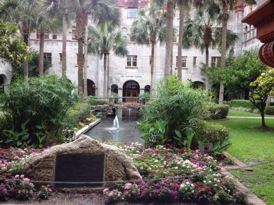 A review of a trip to saint augustine and busch gardens