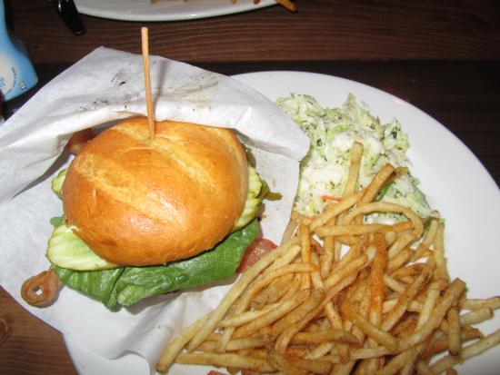 Rex's American Grill & Bar: Gracie's Burger