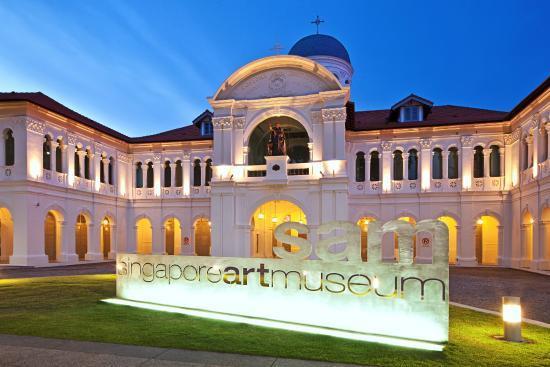Singapurskie Muzeum Sztuki