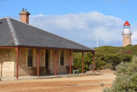 Cape du Couedic Lighthouse Keepers Heritage Accommodation : Pardarna Cottage