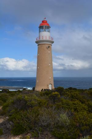 Cape du Couedic Lighthouse Keepers Heritage Accommodation: The lighthouse