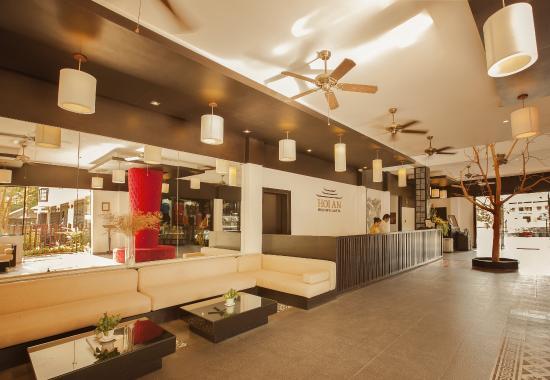 Hoi An Hotel: Lobby