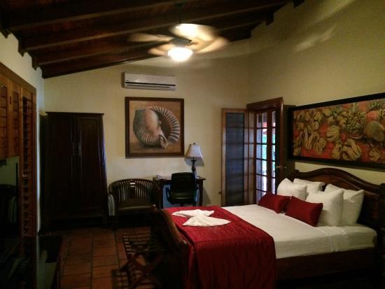 Villas Lirio: Bed