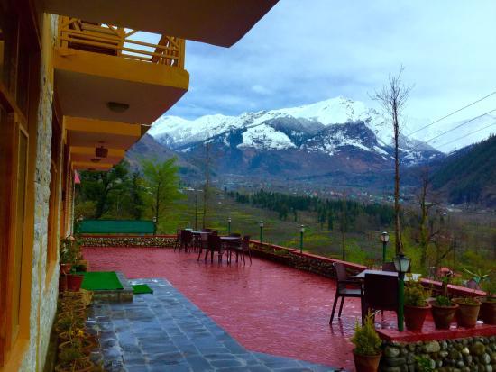 Hotel Vyas Vatika Manali