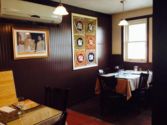 Photo of Asian Restaurant Thai House Restaurant at 355 E Main St, East Brookfield, MA 01515, United States