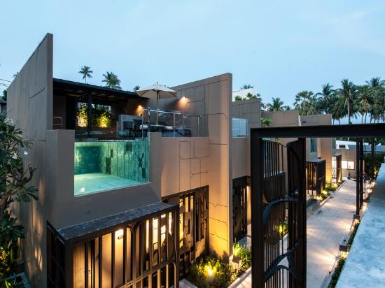 Baan Haad Ngam Boutique Resort & Spa: Executive Duplex Pool Villa