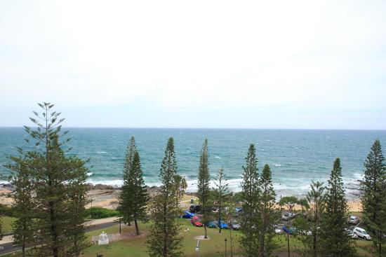 Pacific Beach Resort: View