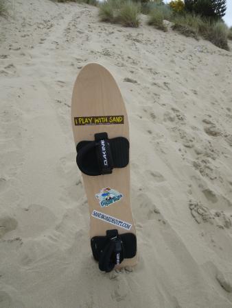 Флоренция, Орегон: my Eagle board!