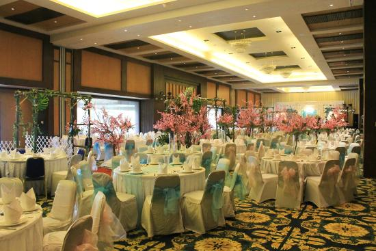 Harrads Hotel and Spa Sanur Bali: Ballroom