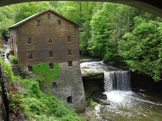 Lanterman's Mill