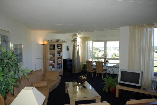 Ameland, Nederland: Ostrea Penthouse