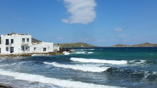 Kanale's Rooms & Suites: Playa cercana