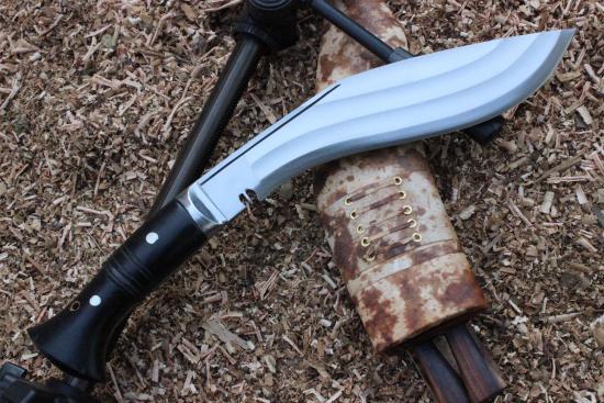 ex gurkha khukuri house review This is of the latest product of ex gurkha khukuri house(egkh) this iraqi operation freedom(iof) khukuri gripper handle (kukri) is most genuine and popular khukuri.