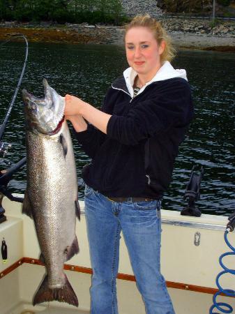 Alaska sportfishing adventures llc ketchikan aktuelle for Alaska sport fishing