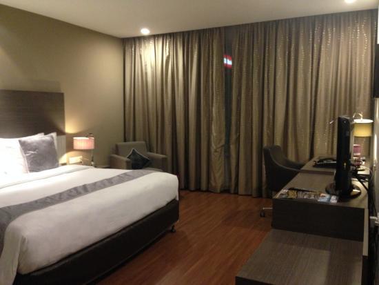 Pullman Kuching: Bedroom