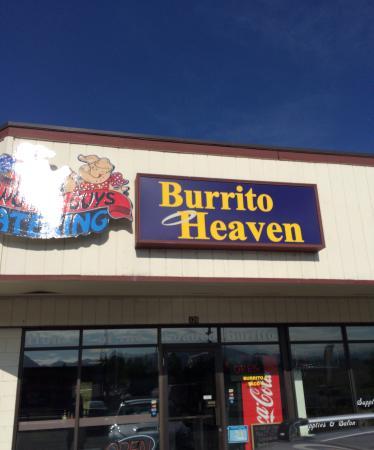 Burrito Heaven