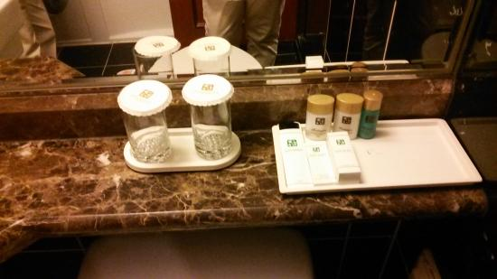 Hotel Riviera Seoul: アメニティ