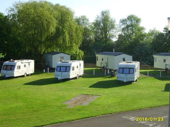Quiet Waters Caravan Park: touring & static caravans