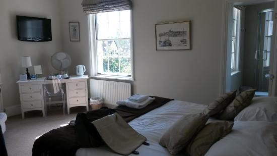 The Old Rectory: The room