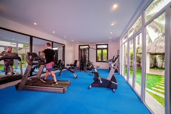 Hoi An Beach Resort: Fitness Center
