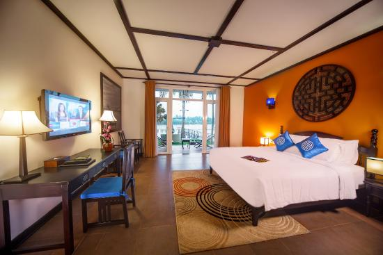 Hoi An Beach Resort: Grand Deluxe River View