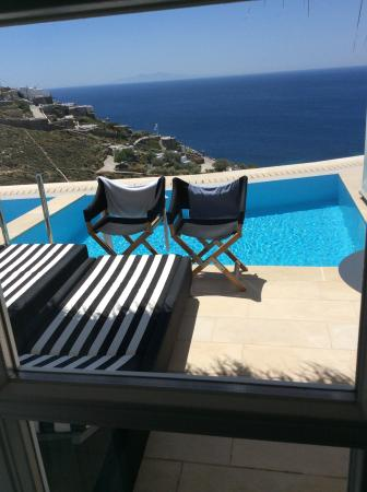 Myconian Villa Collection: Zimmer mit Pool