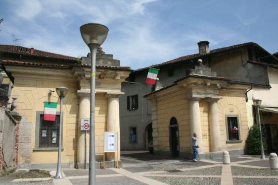 Martinengo, Italie: porta