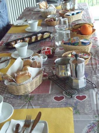 Il Barsot: colazione!