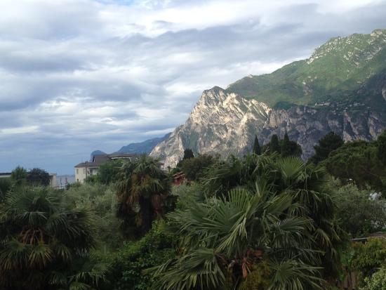 Garni Ischia: Blick aus dem Hotelzimmer - traumhaft!