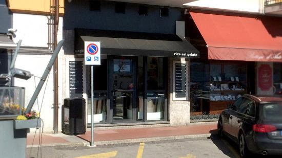 Gelateria Riva Est Omegna