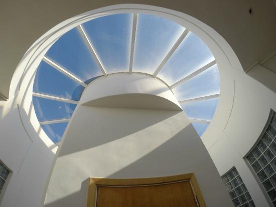 Balfour Place Guesthouse : Skylight