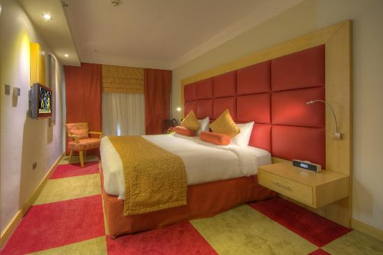Raintree Hotel, Deira City Centre: Suite