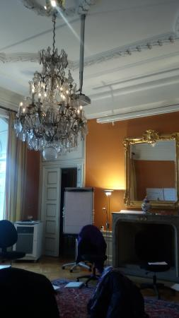 Nasby Slott : Meeting Room