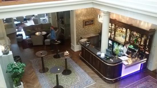 Nasby Slott : Lobby & Reception