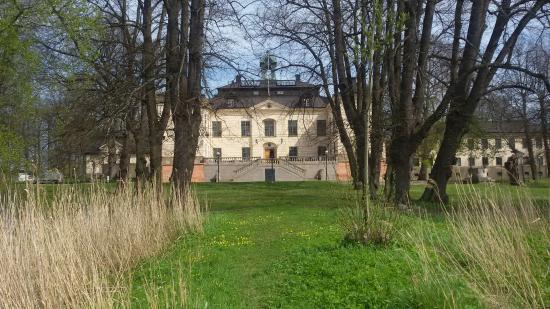 Nasby Slott : Castle view