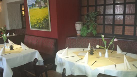 Ratskeller Kiel: restaurant