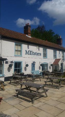 Maltsters Pub & Restaurant: Best pub on the broads